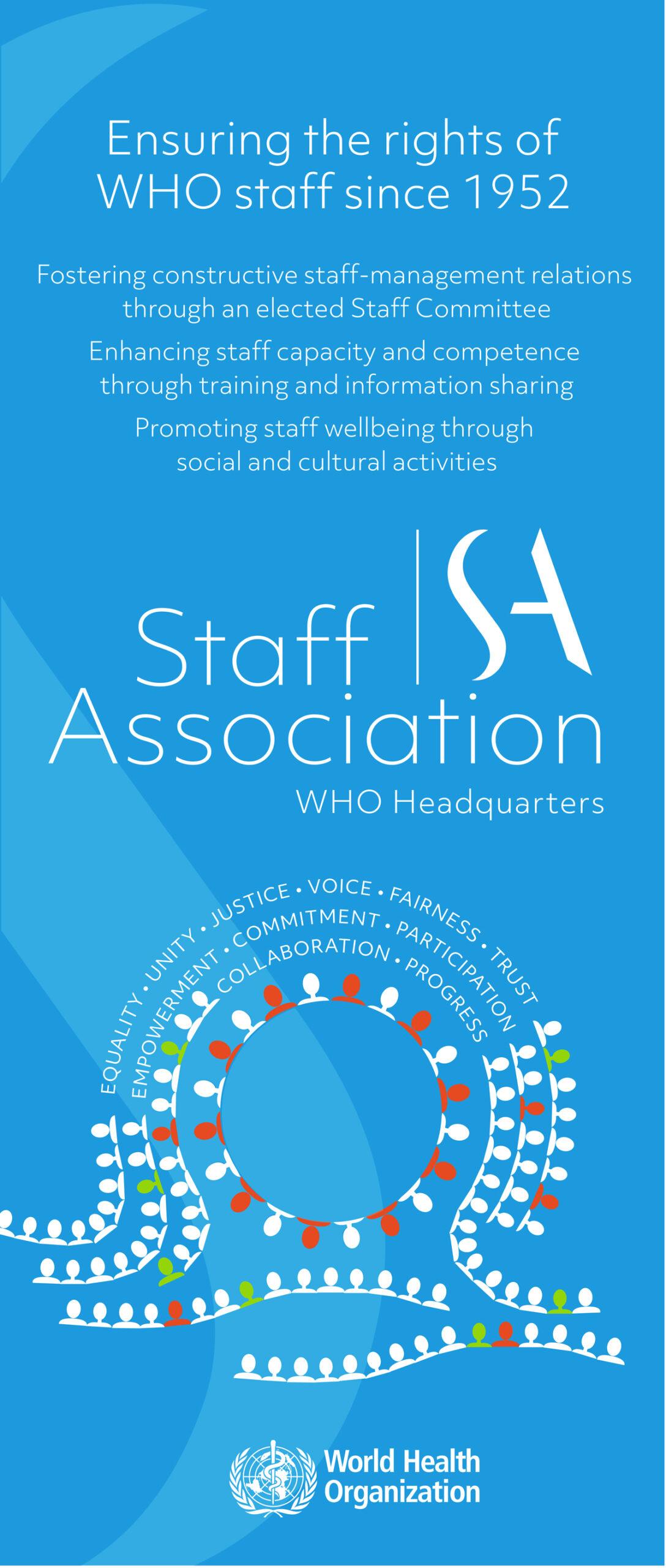 World Health Organization HQ Staff Association (SA)